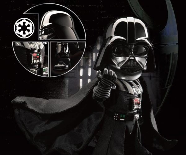 Rogue One Darth Vader Egg Attack Figure Looks Like Dark Helmet