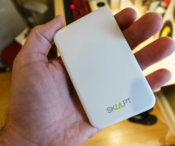 Review: Skulpt Smart Fitness Trainer