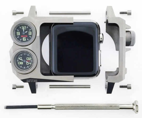 MTM Special Ops Apple Watch Case: Pip-Boy Jr.