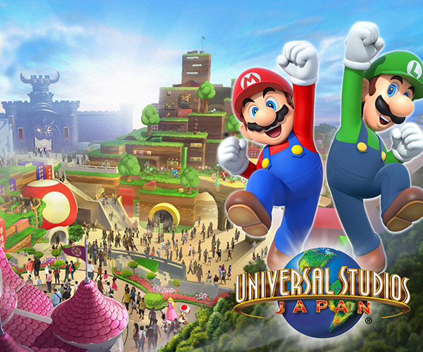 Super Nintendo World to Open at Universal Studios Japan Before 2020 Olympics