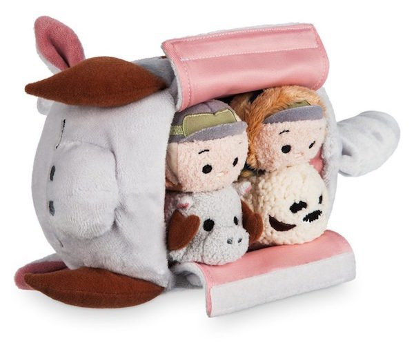 This Disemboweled Tsum Tsum Tauntaun Is Adorable