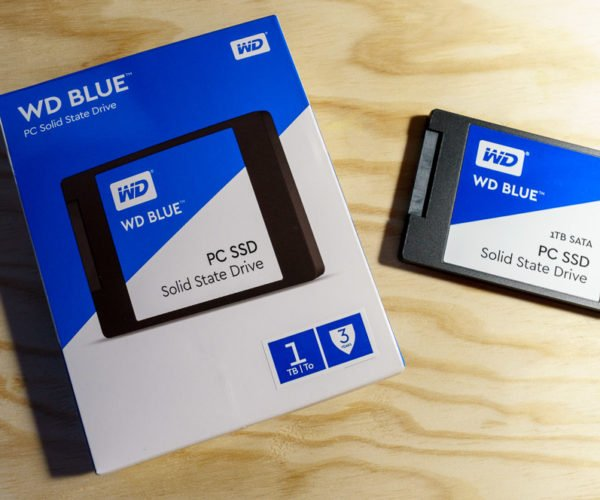 Supercharge Your System with WD Blue + Green SSDs