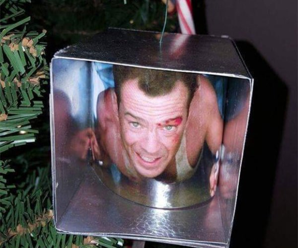 Die Hard Christmas Ornament: Yippee Ki Yay, Father Christmas