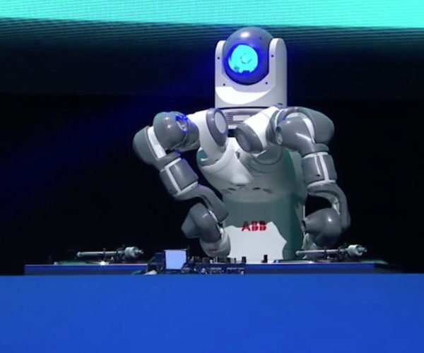 Ford's Robot DJ Drops the Beats