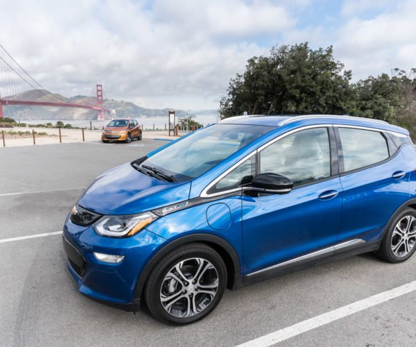 Chevrolet Bolt EV: An Automotive Design and Engineering Wonder