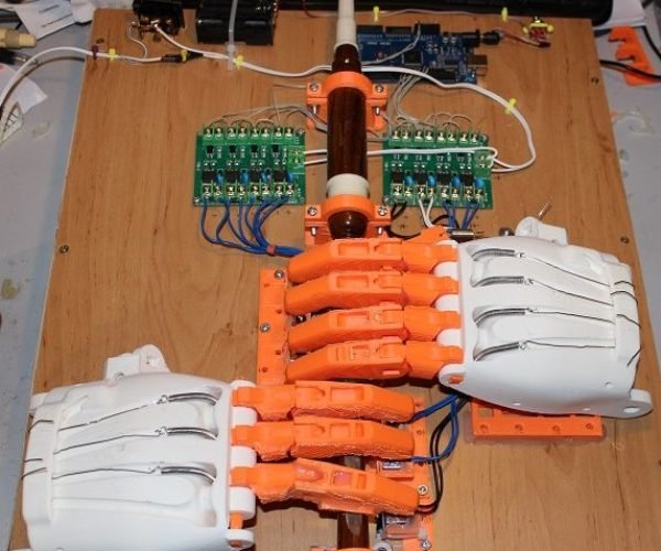 Ardu McDuino: Bagpipe Playing Robot
