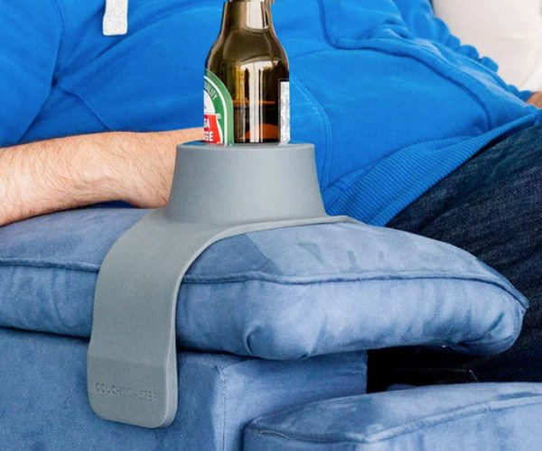 It Has Come to This: The Couch Coaster