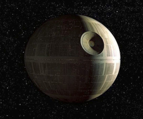 What the What!!! Death Star Trench Isn't Where We Thought It Was