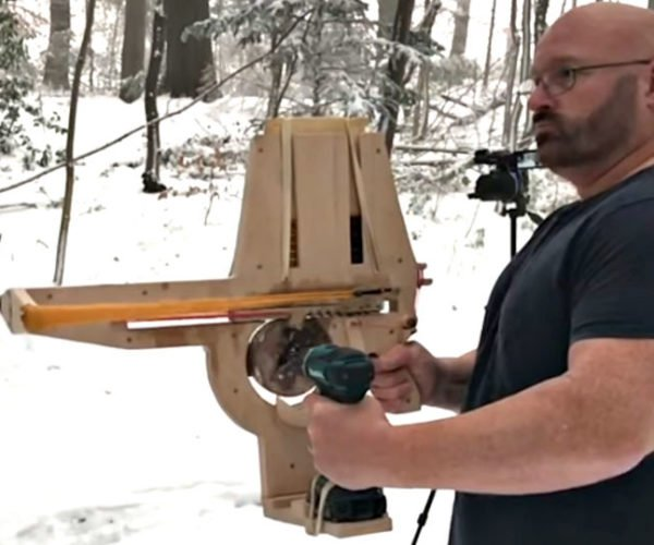 The Full-Auto Crossbow Is a Reality
