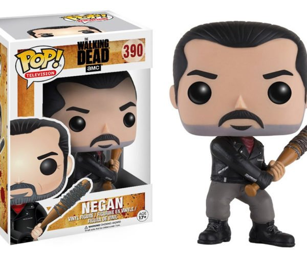 Negan Funko Pop! Action Figure Is Just Getting Started