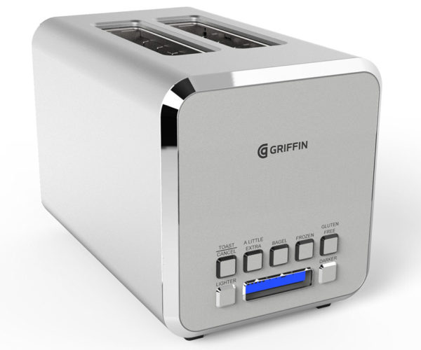 Griffin's New Smart Toaster Connects to Your Phone