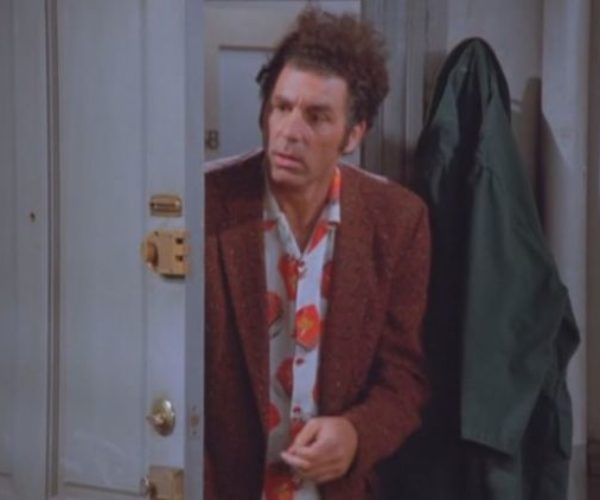 Door Sensor Plays the Seinfeld Bass Riff When Someone Enters the Room