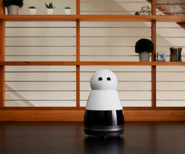 Kuri Personal Robot Looks Like a Weeble, Won't Fall Down