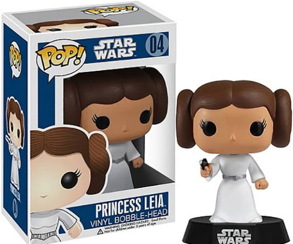 Princess Leia Funko Pop! Bobblehead Is Our Only Hope