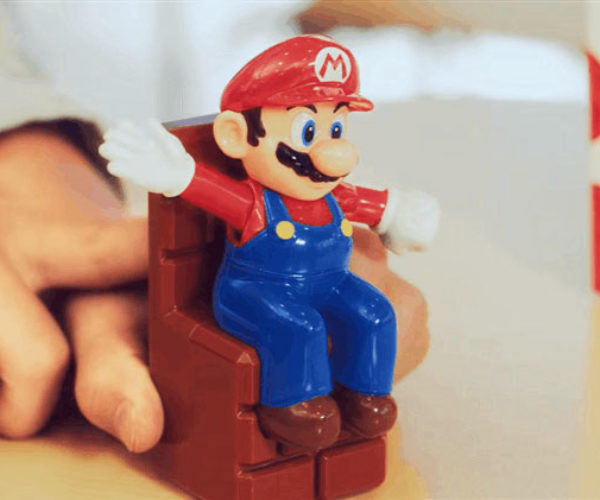 Japanese McDonald's Happy Meals Get Fun Mario Toys