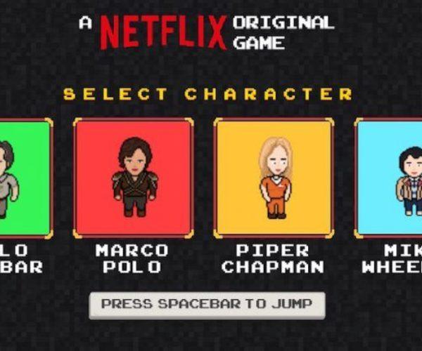 A Netflix Original Game