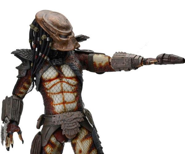 Predator 1/4 Scale City Hunter Action Figure Wants To Kill