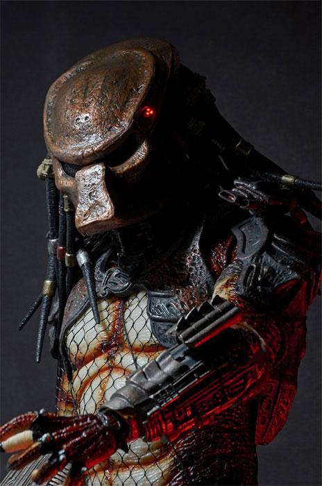 Predator 1 4 Scale City Hunter Action Figure Wants To Kill