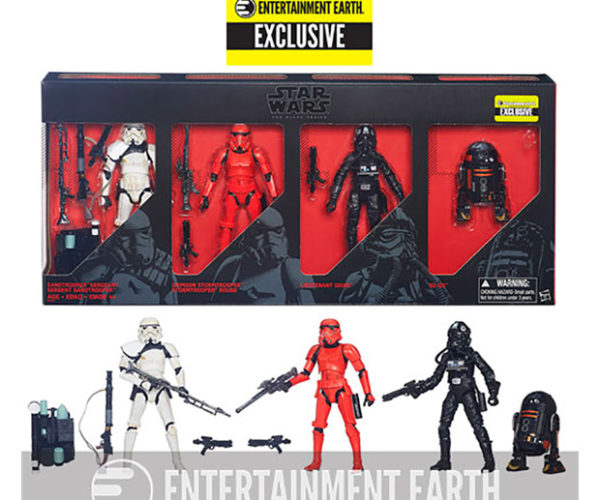 Star Wars Black Series Imperial Forces Action Figures Won't Miss Your Wallet