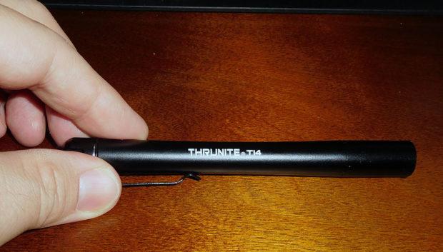 Review: ThruNite Ti4 300 Lumen Penlight