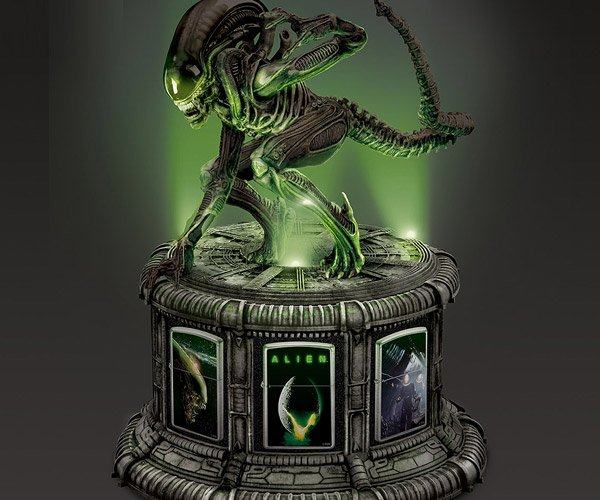 Alien Zippo Lighter Collection: Kill It with Fire