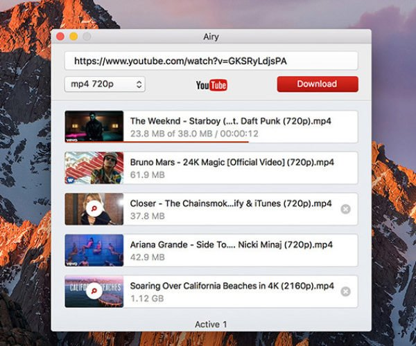 Deal: Save 56% on Airy YouTube Video Downloader