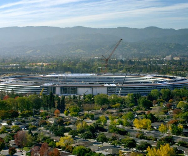 Apple Park HQ to Get Its First Workers This April
