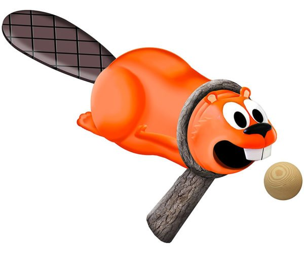 NERF Who? Go for the Beaver Blaster
