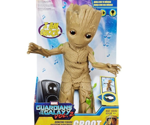 Hasbro Unveils Dancing Groot Vol. 2