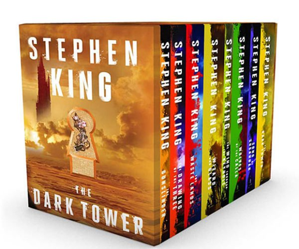 The Dark Tower Box Set Hasn't Moved On