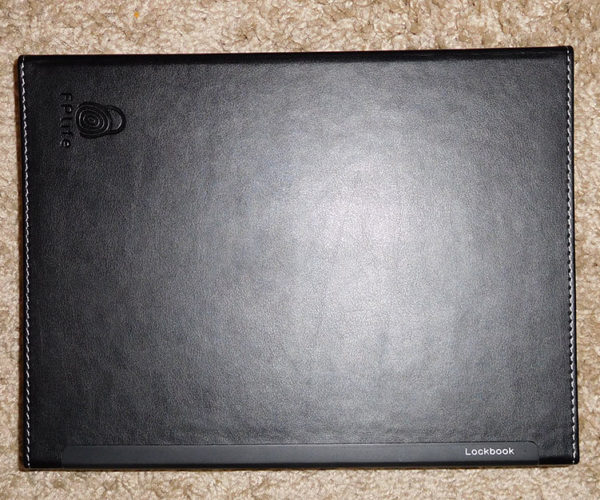 Review: FPLife Lockbook Fingerprint Scanning Notebook