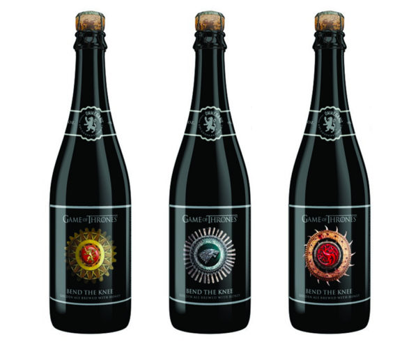 New Game of Thrones Beers: Slurred Speech Is Coming