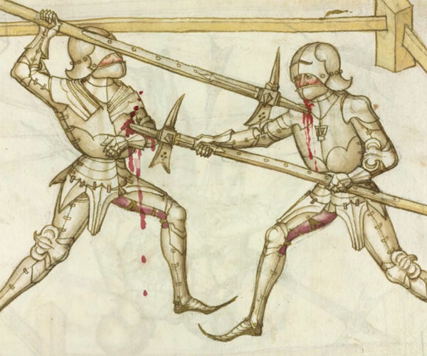 Documentary Shows Real Sword Combat Was Nothing Like Video Games or Movies