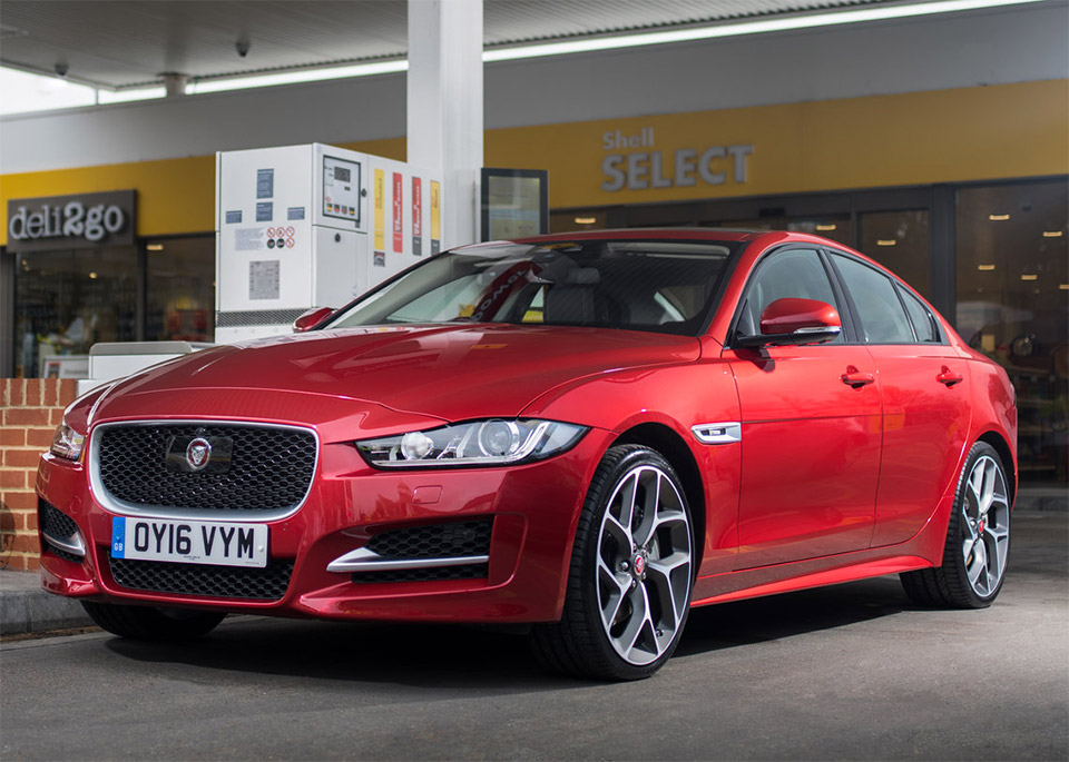 Jaguar And Shell Team Up On In auto Payment System