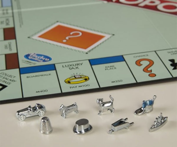 Monopoly Ditches the Boring Thimble