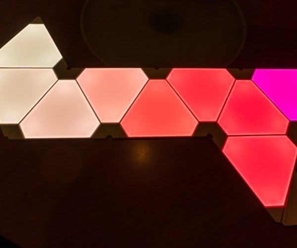 Review: Nanoleaf Aurora Light Panels