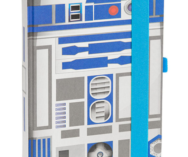Star Wars R2-D2 Journal: The Notebook You're Looking for