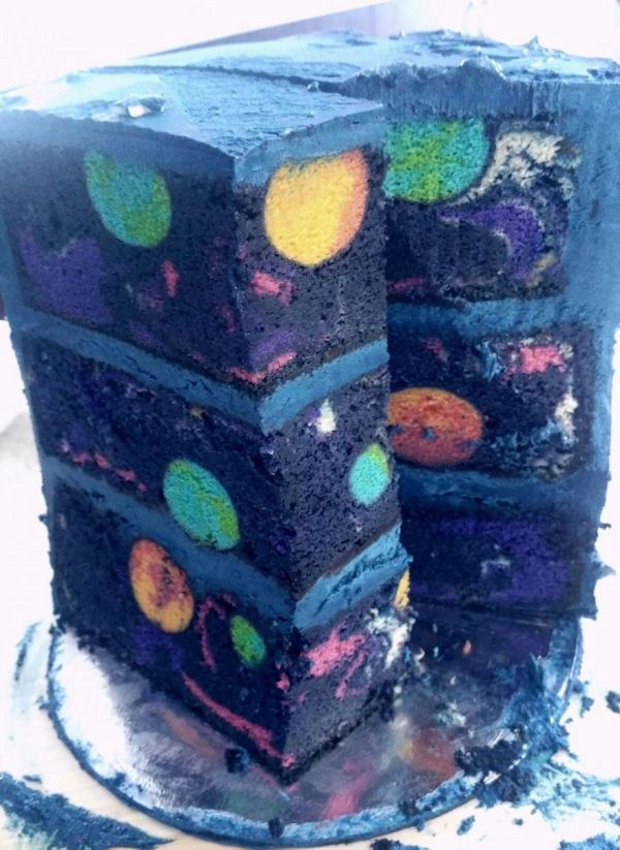 This Space Cake Makes You a Devourer of Worlds