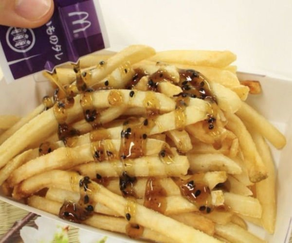 McDonald's Japan Getting Candied Sweet Potato Fries (That Aren't Sweet Potatoes)
