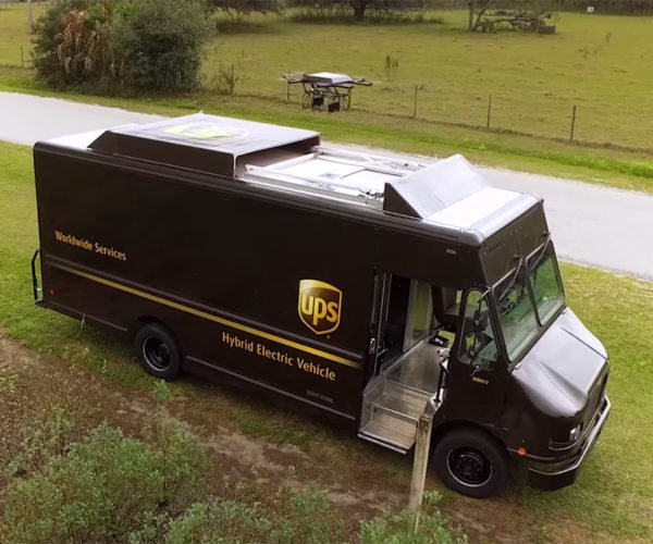 UPS Drones May Soon Deliver Packages to Your Door