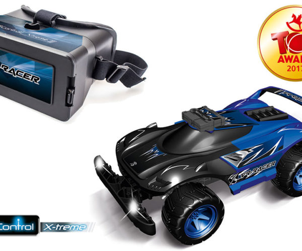 Revell Controll X-Treme VR Racer Lets You See What the Car Sees