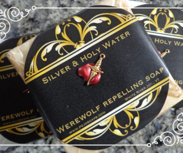 Werewolf and Vampire Repelling Soaps: So Fresh and So Clean