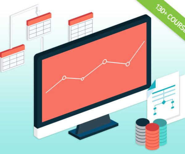 Deal: Become a Highly Employable Big Data Master with This 130 Course Bundle