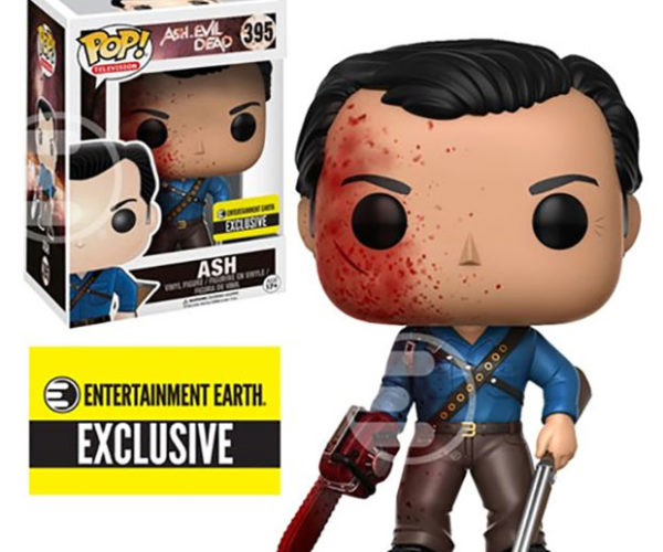 Ash vs Evil Dead Funko POP! Figure is a Bloody Mess