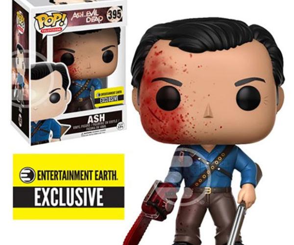 Ash vs Evil Dead Funko POP! Figure is a Bloody Mess