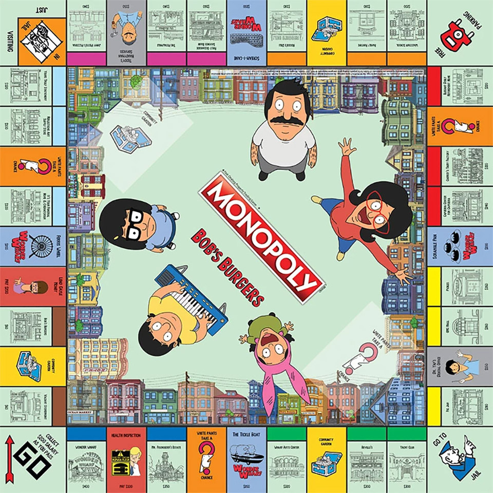 Image Result For Family Guy Monopoly