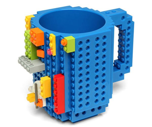 Brighten Your Day at the Office by Building on This Mug