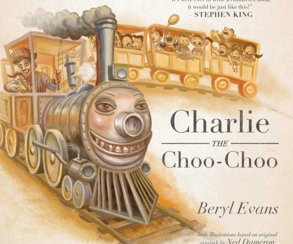 Charlie the Choo-Choo: There are Books Other than These