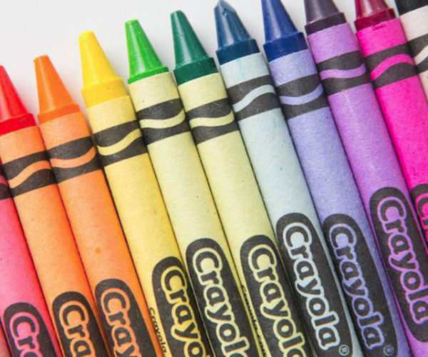 Crayola to Retire and Replace One Color from Its 24-color Box