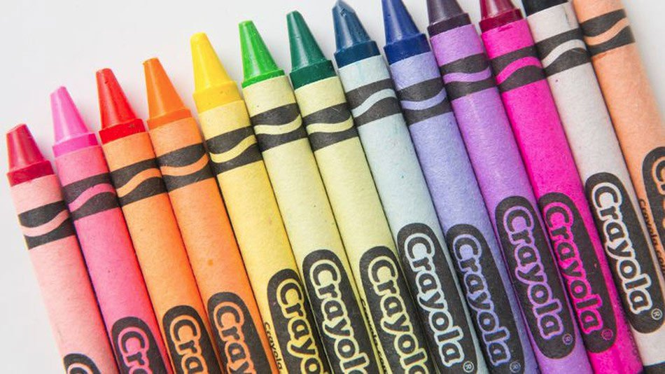crayola to retire and replace one color from its 24 color box